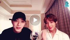 PARK JIHOON AND LAI KUANLIN ON VLIVE😍😍 Try watching videos on V LIVE! #PanWink #LaJi #GuanHoon #LajiTeam #ParkJihoon #LaiKuanlin