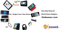 Buy world class gadgets this season under our exchange offer. Submit your old mobile phones to any of our Authorized Collection Center and shop any Gadget. Your old Mobile handset can get you brand new gadgets at below half of the price and you should not wonder if you will get it 100% free. So hurry up and take out your old handsets from your drawers and rush to nearest Ots collection Center.