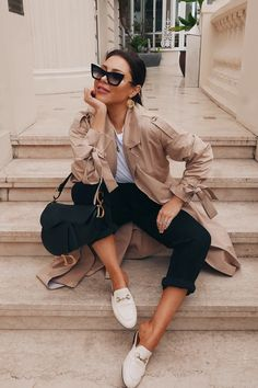 Order the Lorna Luxe 'runway' Beige Lightweight Trench Coat from In The Style. Spring Summer Fashion, Spring Outfits, Trendy Outfits, Winter Outfits, Fashion Outfits, Womens Fashion, Fashion Trends, Emo Outfits, Fashion Boots