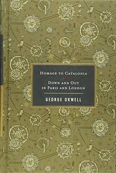 Homage to Catalonia / Down and Out in Paris and London by George Orwell Amazon, £16.40