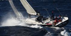Rolex Sydney to Hobart Yacht Race - Wild Thing Yachting OUT of the race