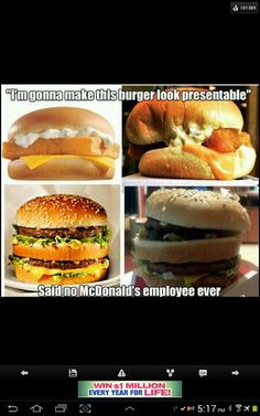 And this is why I hate all fast food restraunts.