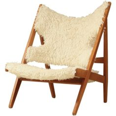 Ib Kofod Larsen limited edition chair at 1stdibs ($5000+) - Svpply