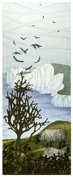 : : Laura Boswell - Printmaker : : wood and lino