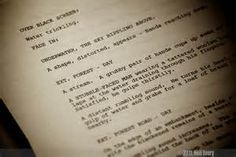 How To shorten your #Screenplay