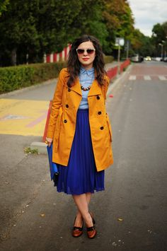Miss Green: The mustard trench (part one)