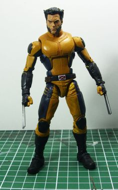 Wolverine (Marvel Legends) Custom Action Figure