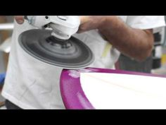 ▶ ▶ How to do a Resin Tint Glass Job on a Surfboard - YouTube