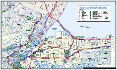 Map of Greater HamiltonWaterfalls Hamilton Ontario, Go See, Hiking Trails, Adventure Travel, Places To Visit, Canada, Tours, Map, Waterfalls