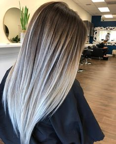 Sunday Beauty Balayage by Brown Hair With Blonde Tips, Ash Brown Hair With Highlights, Blonde Hair Tips, Ash Brown Hair Color, Ombre Hair Color, Balyage Long Hair, Balayage Straight Hair, Balayage Hair, Balayage Highlights