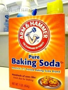 The Many Uses of Baking Soda