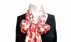 Really love this site - 37 ways to tie a scarf. i love wearing scarves and will be trying a few of these ideas!