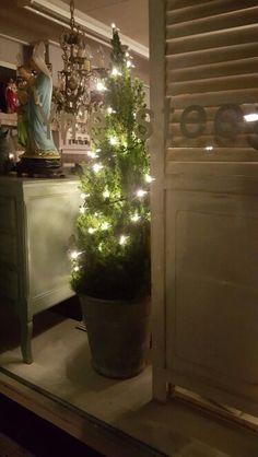 Etalage kerst 2015
