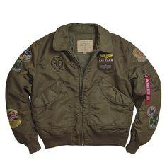 9efc9f528d1 New alpha industries cwu pilot flight jacket sage brown s m l xl 2x 3x 4x 5x