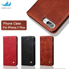 Find More Phone Bags & Cases Information about For iPhone 7Plus phone cover case leather wallet high quality luxury case ,High Quality wallet women leather,China leather oem Suppliers, Cheap leather usb from Wensun Store on Aliexpress.com