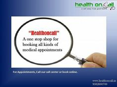 Providing easy access to nearby healthcare providers