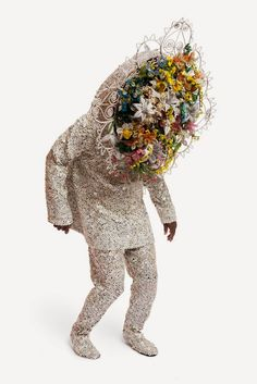 """soundsuits"" series by nick cave"