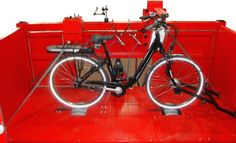 TRAKTAL-  Labor für e-Bike Tests und Versuche - testing facility for eBikes