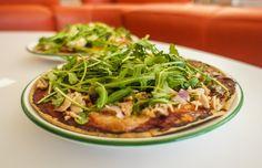 Boekweit pizza (glutenvrij, suikervrij, lactosevrij)