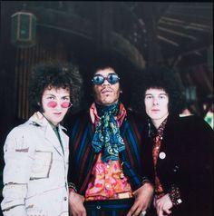 The Jimi Hendrix Experience Munich, Germany 1967