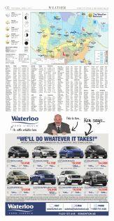 Edmonton Journal AD April 2, 2014