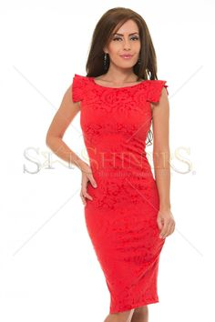 StarShinerS Perceive Red Dress