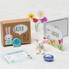 Easter hunt kit easter kikki k e a s t e r pinterest gift ideas buy unique novelty gifts online hardtofind eastergiftbox negle Gallery