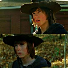 #ChandlerRiggs #CarlGrimes #TheWalkingDead
