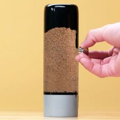 Magnetic Zen Bottle