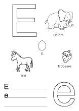 alphabet lernen abc   alphabet   buchstaben lernen, kindergarten buchstaben und abc lernen