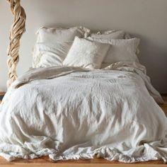Bella Linen Whisper Duvet Bed White Traditional Covers Bedding