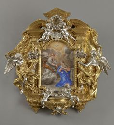 Belonged to Marie Therese