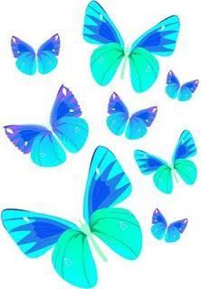 Imprimir imagenes de mariposas-Imagenes y dibujos para imprimir