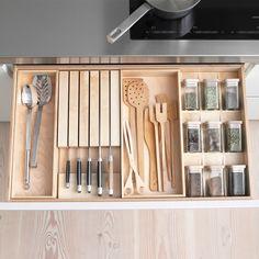 Bulthaup drawer insert