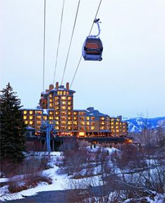 Win the ultimate luxury ski and beer weekend in Beaver Creek for you and a guest!
