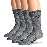 Cover: People Socks Men's 71% Merino Wool Socks. Features: 71% Premium Australian Merino Wool. Tumble dry low . Air-dry Premium 71% Australian Merino Wool , knitted in the USA Merino Wool . Wash with care. Cold/warm wash inside out. Air-dry (pilling is normal) Reinforced toe and heal Medium Thickness. Heather Charcoal Black Socks guarantees our socks. If for any reason you get a hole - you can always reach out to us via our site and we'd be more than happy to replace as stand behind our…