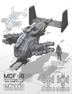 ArtStation - CONCEPT SHIPS - MDF - 18, Shane Molina