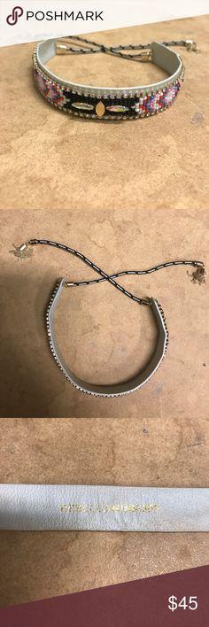 Rebecca Minkoff tribal choker Rebecca Minkoff tribal choker Rebecca Minkoff Jewelry Necklaces