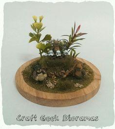 images Custom Action Figures, Terrarium, Miniatures, Plants, Image, Home Decor, Dioramas, Terrariums, Decoration Home