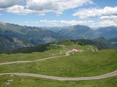 Passo Giovo / Jaufenpass - Italy