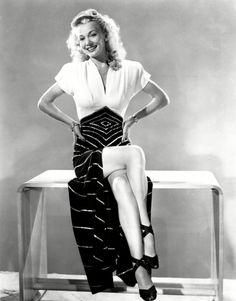 Carole Landis, 1946