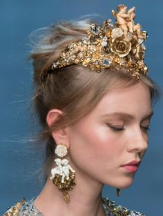 Dolce&Gabbana Spring 2016 Details