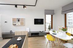Niewielkie wnętrze: świetny pomysł na 50 metrów - Dom