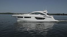 Our Boat of the Month for November - Cruisers 60 Cantius