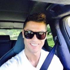 Cristiano Ronaldo #Selfie!