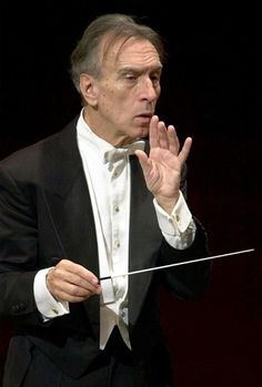 Claudio Abbado (1933-2014), was an Italian conductor. He served as music director of the La Scala opera house in Milan, principal conductor of the London Symphony Orchestra, principal guest conductor of the Chicago Symphony Orchestra, music director of the Vienna State Opera, and principal conductor of the Berlin Philharmonic orchestra from 1989 to 2002. He was known for his Germanic orchestral repertory as well as his interest in the music of Rossini and Verdi.