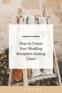 Creating your wedding reception seating chart will probably be one of the very last tasks you tick off your to-do list as the big day approaches. But without some kind of game plan, it can also be one of the most stressful! Reception Seating Chart, Wedding Reception Seating, Seating Chart Wedding, Seating Charts, Wedding Table, Wedding Decor, Tie The Knot Wedding, Plan Your Wedding, Wedding Planning Tips