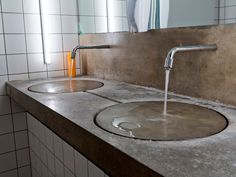 concrete bathroom countertops interesting ideas bathroom materials fresh decoration design amazing concrete vanity s cement concrete bathroom countertops uk Concrete Sink, Concrete Bathroom, Bathroom Countertops, Concrete Design, Bathroom Furniture, Bathroom Interior, Modern Bathroom, Master Bathroom, Serene Bathroom