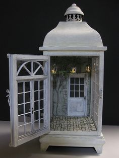 Found on Dollhouse & Miniature Rosy