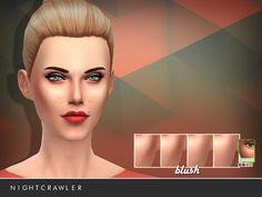 Nightcrawler Sims' Nightcrawler_Blush_01